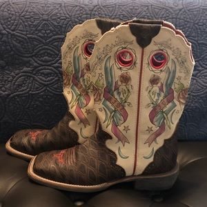 Ariat Special Edition Cowboy Boots